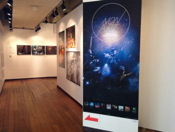 ノンアートコスプレフォトグラフィ展/ノンアートコスプレフォトグラフィ出版記念展